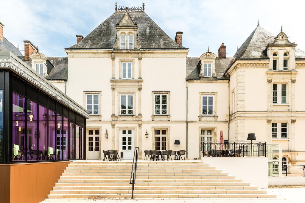 BcommeDesign créé une nouvelle ambiance pour l'hotel restaurant Le Mans Country Club