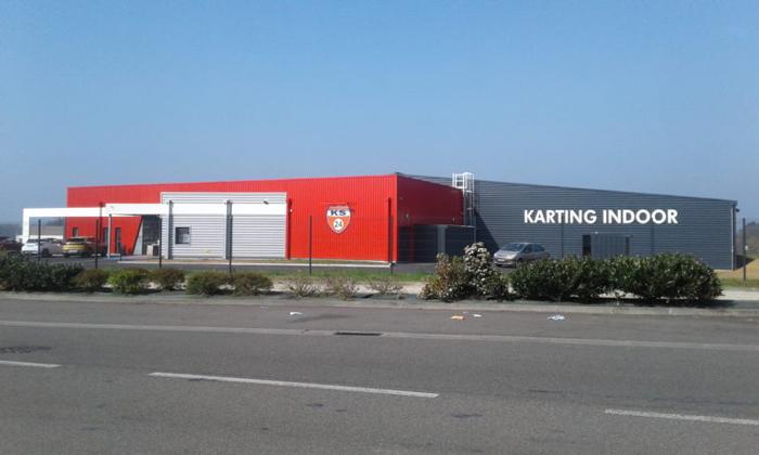 facade karting